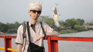 アカシックリーダー柿谷 英樹 インドでの写真