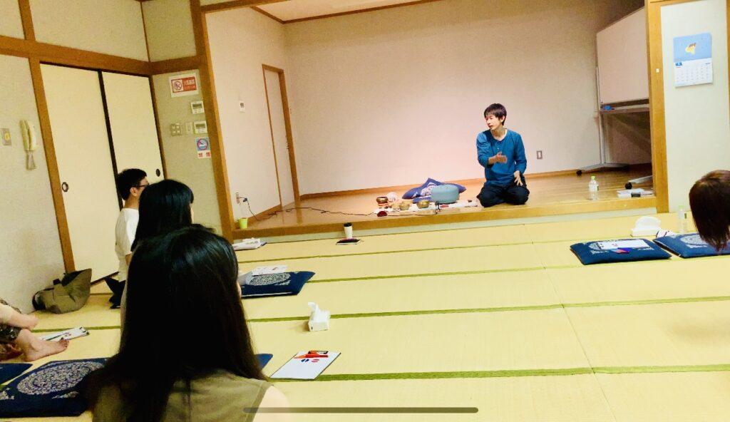 アカシックリーディング瞑想ワークショップ